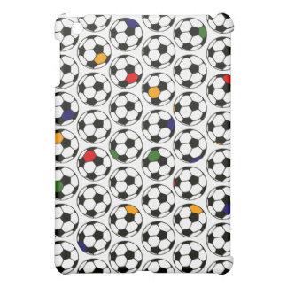 Soccer Balls iPad Mini Cases