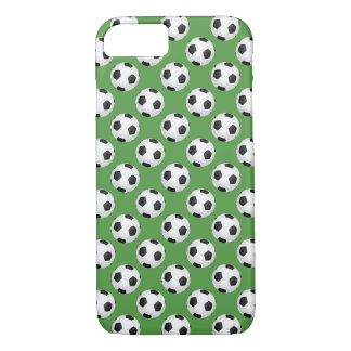Soccer Balls iPhone 7 Case