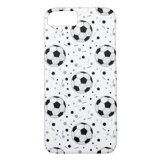 Soccer balls iPhone 7 case
