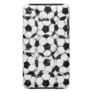 SOCCER BALLS iPod TOUCH COVER