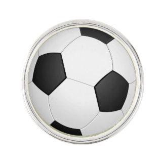 Soccer Balls Sports pattern Lapel Pin