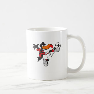 Soccer Bird Coffee Mug
