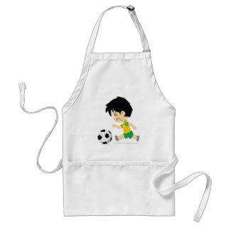 Soccer Boy Aprons