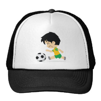 Soccer Boy Cap
