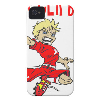 SOCCER BOY iPhone 4 COVER