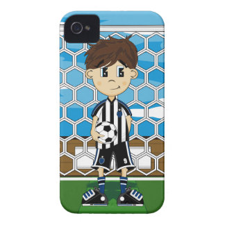 Soccer Boy iphone Case