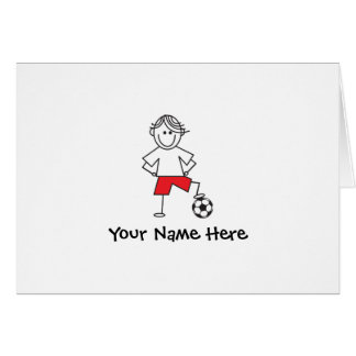 Soccer Boy Notes