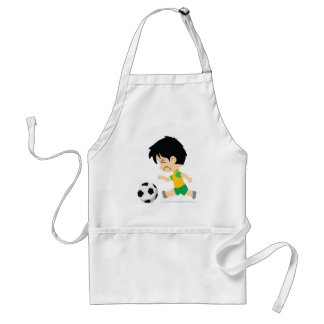Soccer Boy Standard Apron
