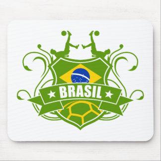 soccer BRASIL Mauspads