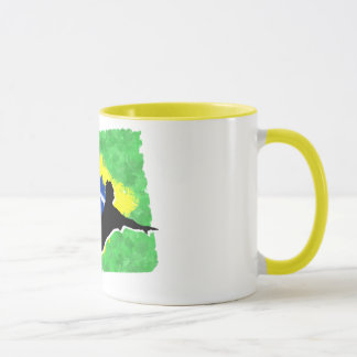 Soccer-Brazil Mug