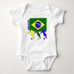 Soccer Brazil Tshirt