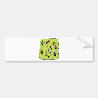 Soccer Bumper Stickers