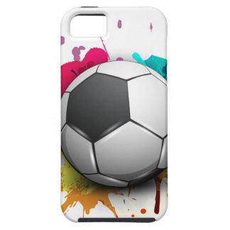 Soccer Burst iPhone 5 Cover