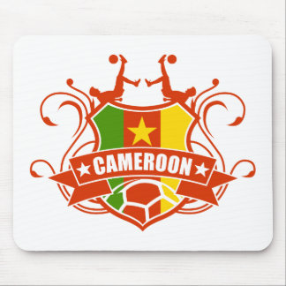 soccer CAMEROON Mauspad
