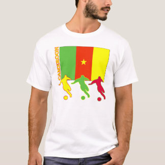 Soccer Cameroon T-Shirt
