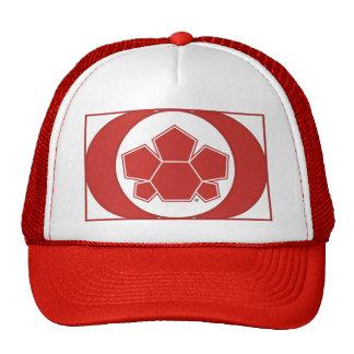 Soccer Canada Flag Hats