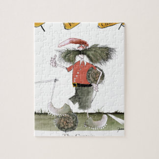 soccer captain red team jigsaw puzzle