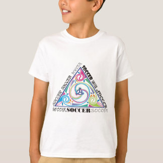 Soccer Celtic Triangle T-Shirt