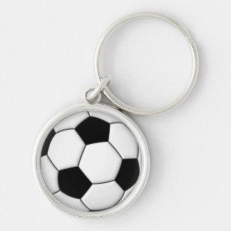 Soccer Champ Keychain