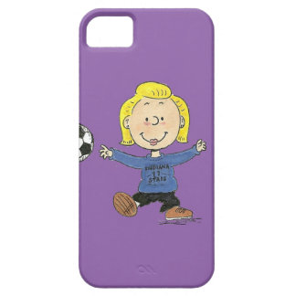 Soccer Chick iPhone 5 Covers