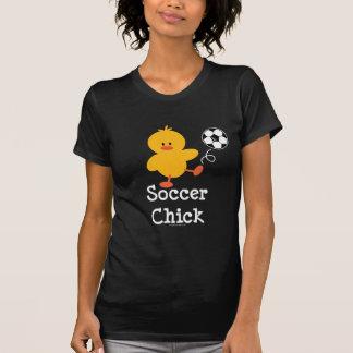 Soccer Chick T shirt