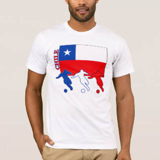 Soccer Chile T-Shirt