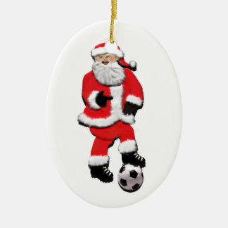 Soccer Christmas Christmas Ornament