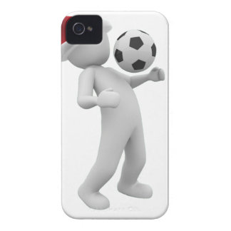 soccer christmas iPhone 4 cases