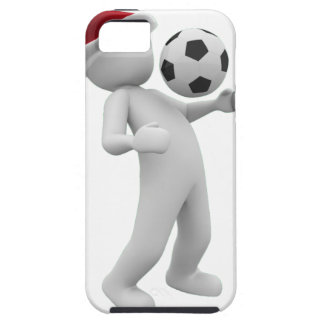 soccer christmas iPhone 5 covers