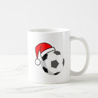 Soccer Christmas Coffee Mug