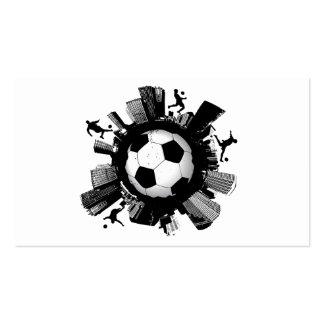 Soccer City Business Card