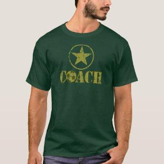Soccer Coach General's Star T-Shirt