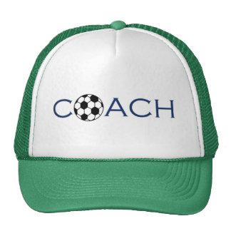 Soccer Coach Hats