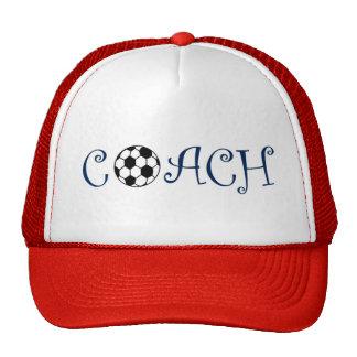 Soccer Coach Trucker Hats