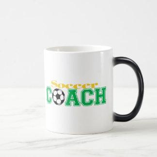 Soccer Coach Morphing Mug