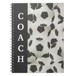 Soccer Coach Playbook Notebooks