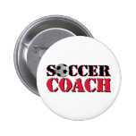 Soccer Coach (red) Buttons