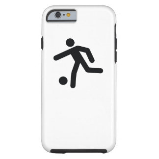 SOCCER | cool sport icon Tough iPhone 6 Case