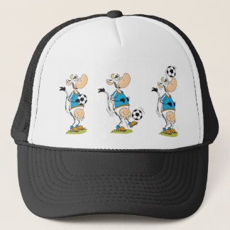 Soccer Cow hat