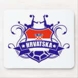 soccer CROATIA Mousepads