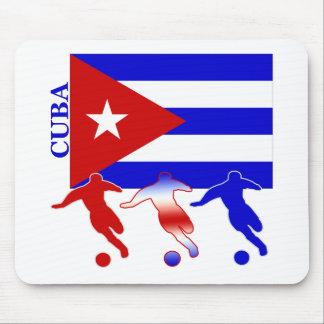Soccer Cuba Mouse Mats