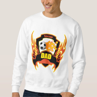 Soccer Dad Fathers Day Gifts Sweatshirt