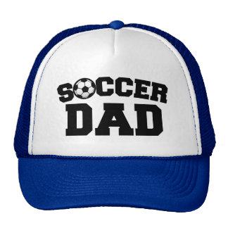 Soccer Dad Men's funny Cap