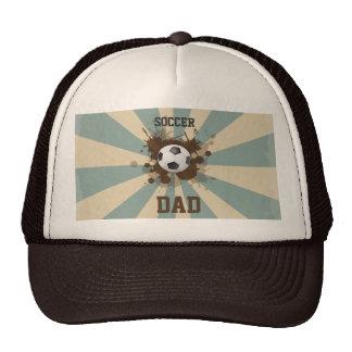 Soccer Dad Retro Design Cap