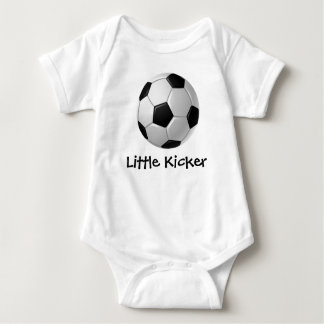 Soccer Design Customizable Baby Clothing Baby Bodysuit