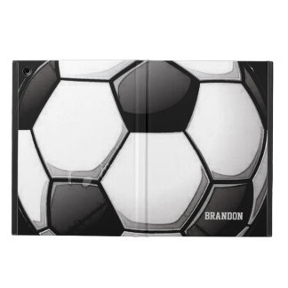 Soccer Design iPad Air Case
