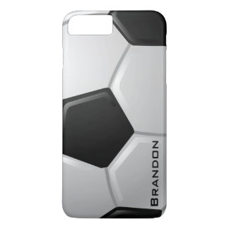 Soccer Design iPhone 7 Plus Case
