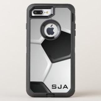 Soccer Design Otter Box OtterBox Defender iPhone 7 Plus Case