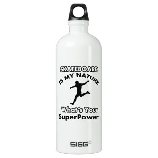 soccer design SIGG traveller 1.0L water bottle
