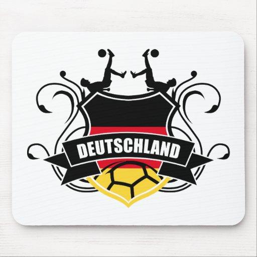 Soccer Deutschland Fussball Mauspads
